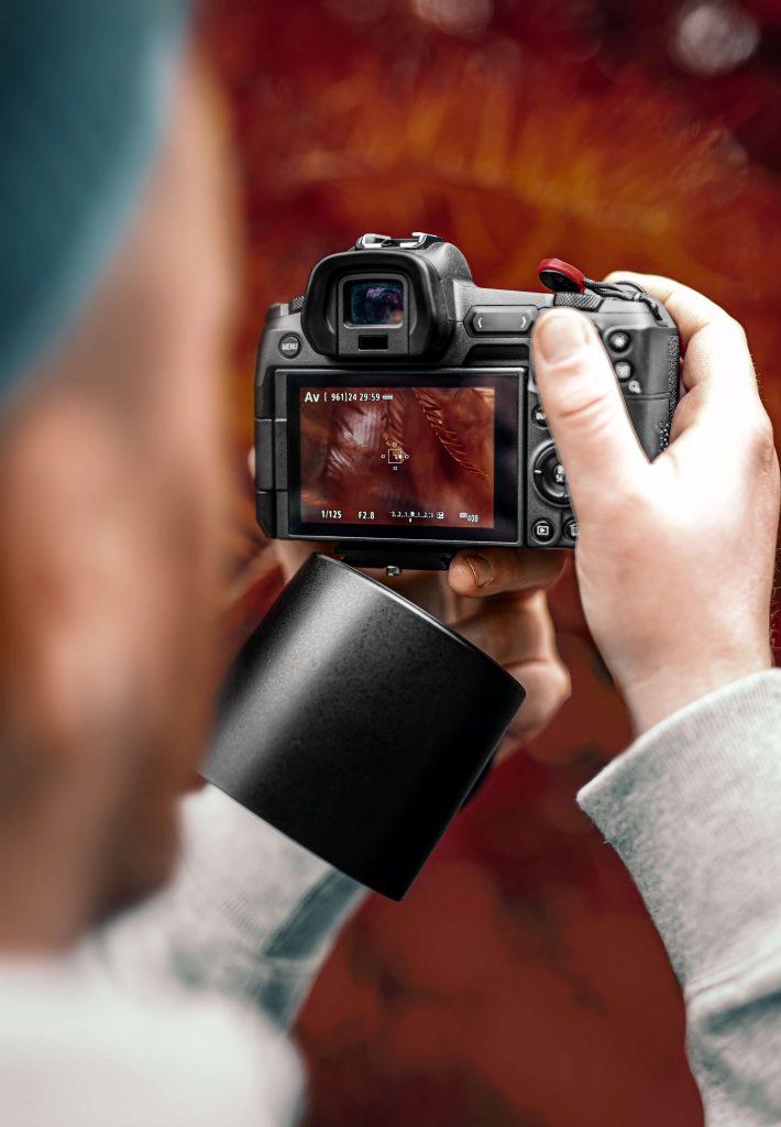 Webseite Persönlichkeit Foto