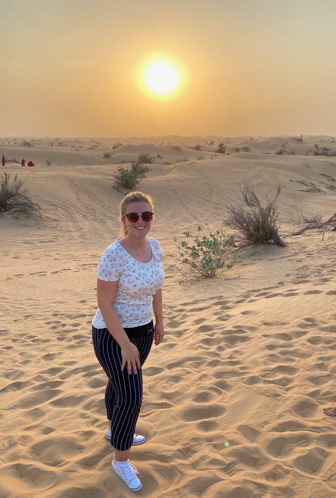 Virtuelle Assistenz Marianne Förster in Dubai