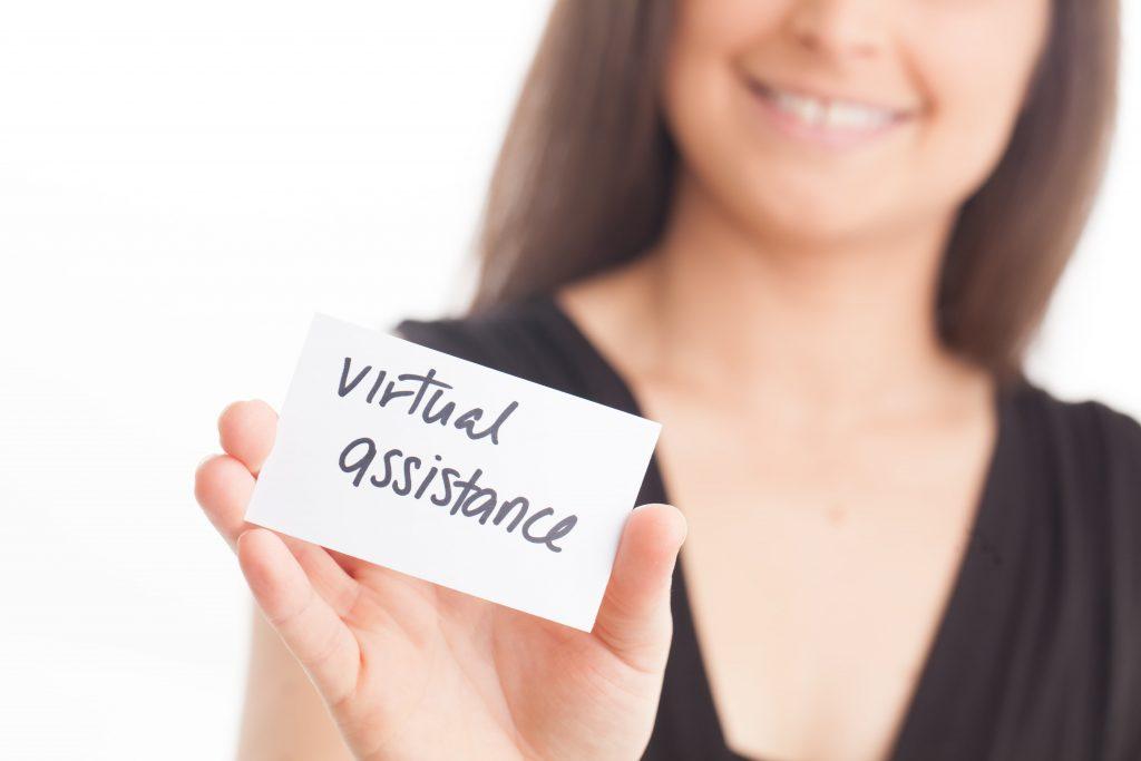 Virtuelle Assistenz