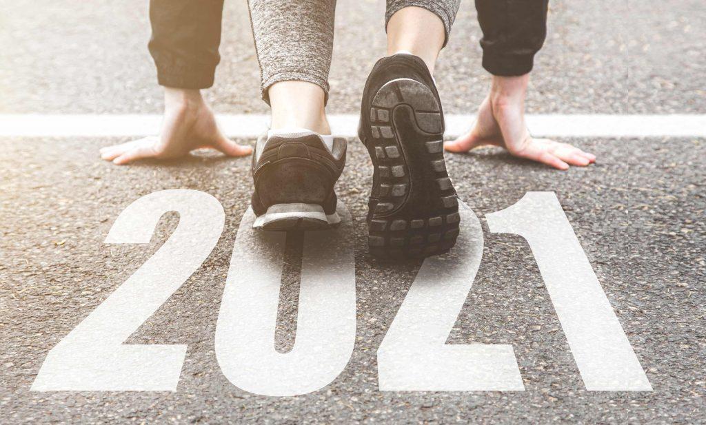 Start in ein Virtuelles Jahr 2021